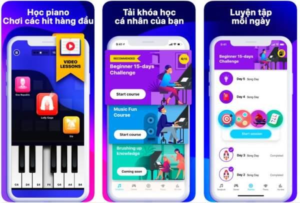 hello piano 600x407 - Cách học đàn piano trên điện thoại