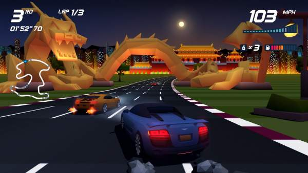 Đánh giá game Horizon Chase Turbo