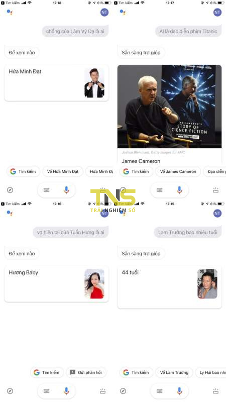 Trang web giúp bạn khám phá các lệnh Google Assistant 1
