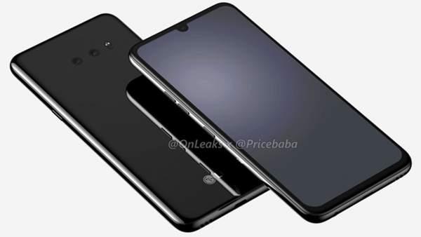lg g8x 600x338 - LG sắp ra mắt smartphone có cảm biến vân tay dưới màn hình?