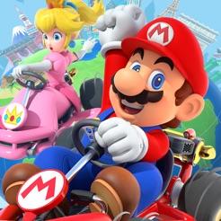 mario kart tour logo - Mario Kart Tour chính thức được phát hành