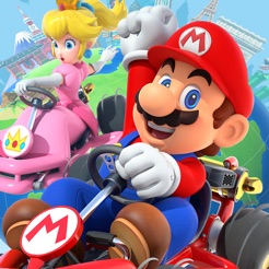 mario kart tour logo - Mario Kart Tour có gì hấp dẫn?