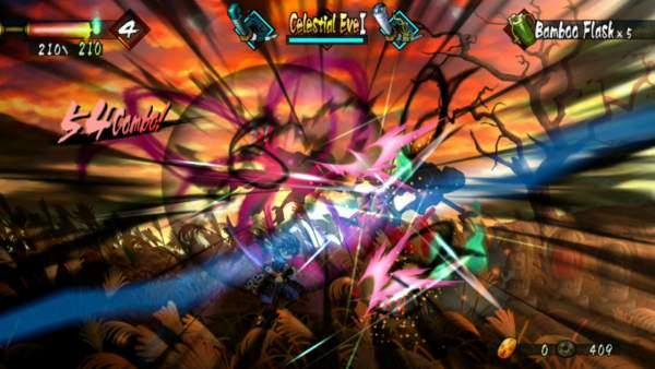 muramasa the demon blade image oiTwd 600x338 - Top những tựa game cho bạn thỏa thích hóa thân thành một Ninja