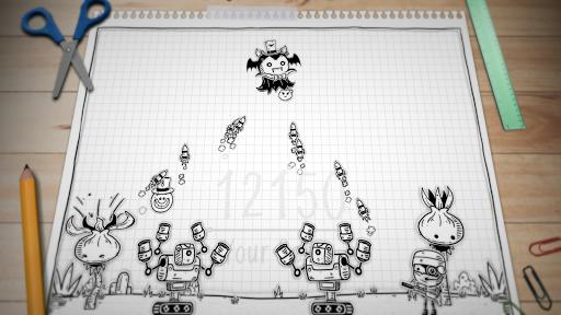 pa pa land 2 - Pa Pa Land: Head Escape - Game vẽ tay độc lạ