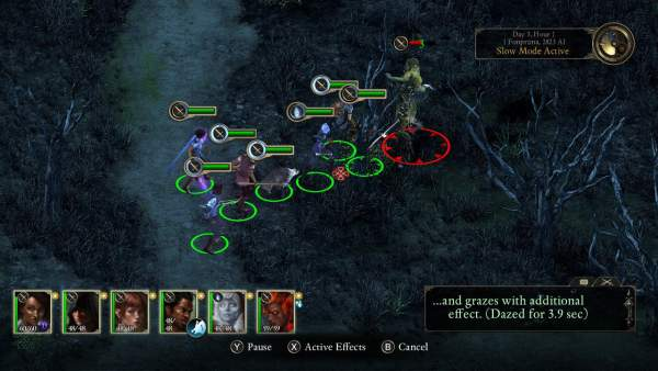 pillars of eternity complete edition switch screenshot 2 600x338 - Đánh giá game Pillars of Eternity: Complete Edition phiên bản Switch
