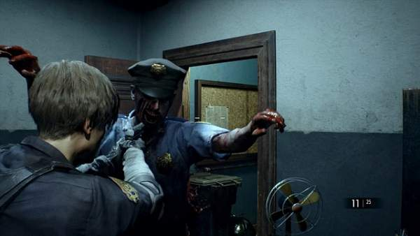 resident evil 2 remake 600x338 - Top game ma, kinh dị nhất thế giới