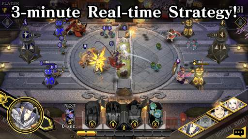 revolve8 1 - Revolve8: game mobile chiến thuật đến từ SEGA