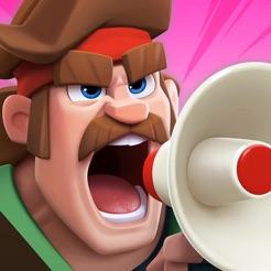 rush wars logo - Hướng dẫn bạn cài đặt Rush Wars Beta trên iPhone