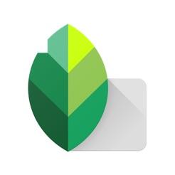 snapseed logo - Hướng dẫn bạn tạo một bức ảnh hoàn hảo trên iPhone