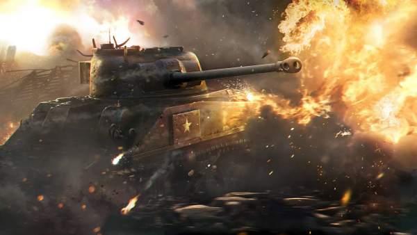 world of tanks 600x338 - Top game bắn xe tăng cổ điển mà bạn phải thử