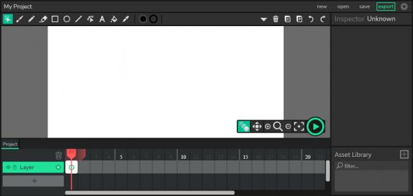 Tạo video hoạt hình, ảnh động với ANIMATE IT 2