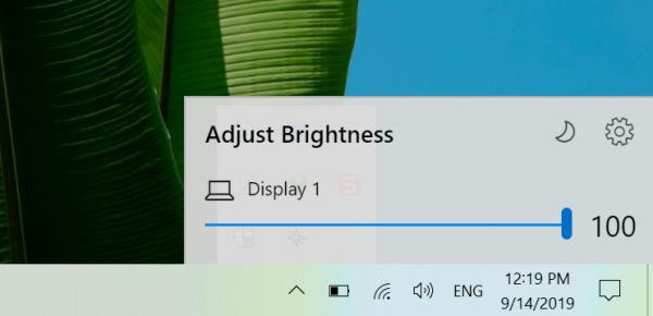 2019 09 14 12 19 57 600x290 - Quản lý và điều chỉnh độ sáng nhiều màn hình Windows 10 trong một nơi