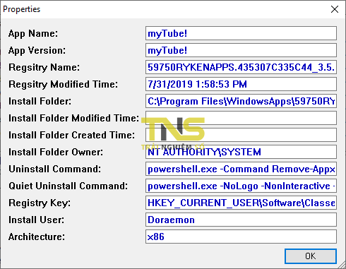 2019 09 14 16 48 25 - Quản lý, truy cập, trích xuất, gỡ bỏ toàn bộ ứng dụng UWP trên Windows 10