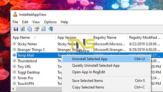 2019 09 14 17 33 52 - Quản lý, truy cập, trích xuất, gỡ bỏ toàn bộ ứng dụng UWP trên Windows 10