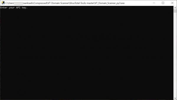 2019 09 19 10 58 13 600x341 - Kiểm tra nhiều URL cùng lúc với VirusTotal ngay trên desktop