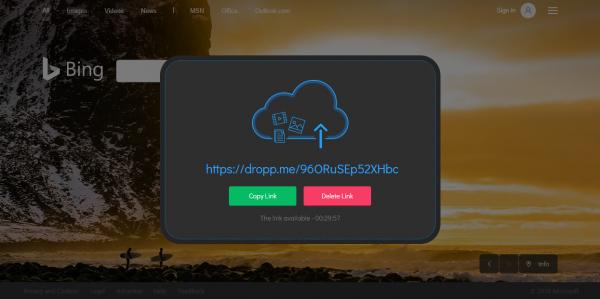 2019 09 25 16 42 07 600x299 - Upload và chia sẻ ảnh từ trang web bất kỳ trên Chrome