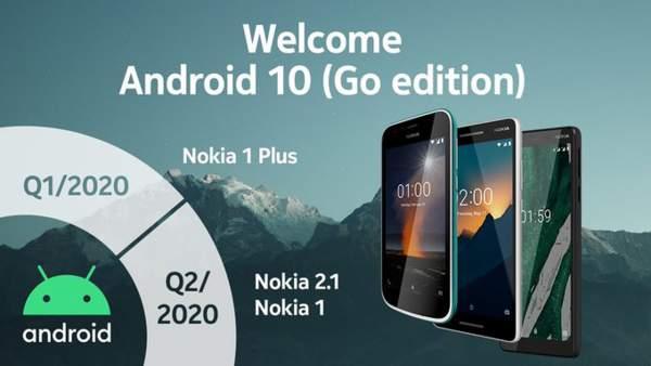 Android 10 600x338 - HMD Global xác nhận lộ trình cập nhật Android 10 cho điện thoại Nokia