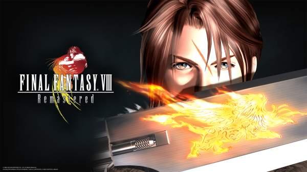 FF8 Wallpapers 1920x1080 600x338 - Final Fantasy VIII Remastered: Vương vấn thuở ban đầu