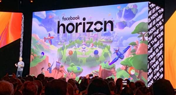 Facebook Horizon 600x323 - Facebook Horizon là gì?