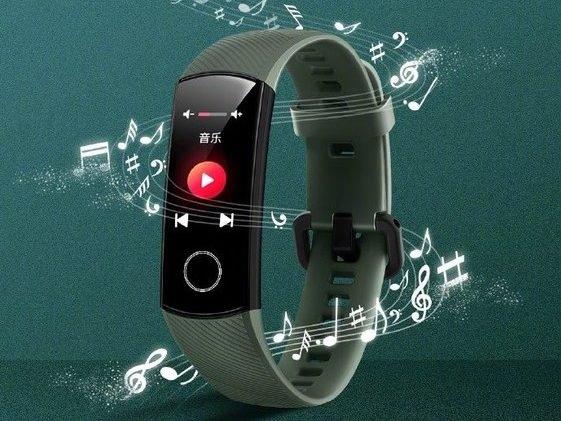 Honor Band 5 Music Control - HONOR Band 5 có bản cập nhật: hỗ trợ điều khiển nhạc trên smartphone