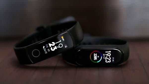 Honor band 5 2 600x338 - Chọn vòng đeo tay thông minh: Mi Band 4 hay Honor Band 5?