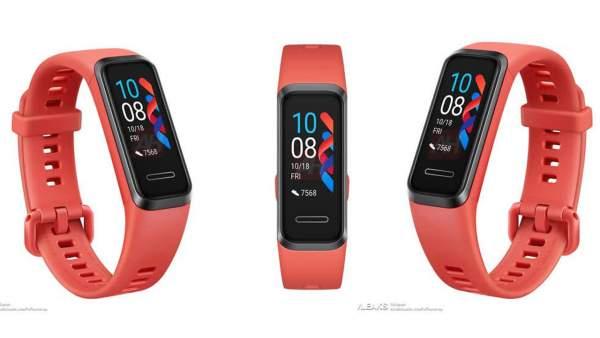 Huawei Watch GT 2 ra mắt, 2 kích cỡ, 4 phiên bản màu 3