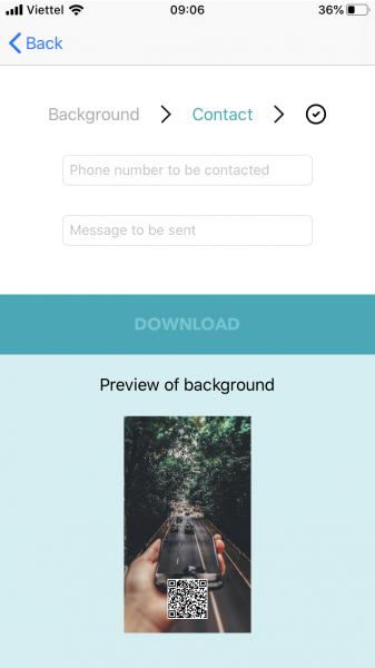IMG 2781 337x600 - Sợ lạc mất điện thoại, hãy đưa số điện thoại và lời nhắn vào màn hình khóa