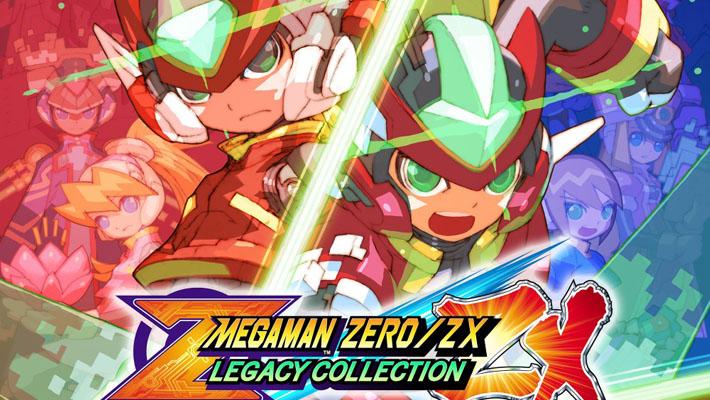 Mega Man Zero ZX Legacy Collection 08 26 19 2 - Top 5 tựa game bắn súng offline hay nhất