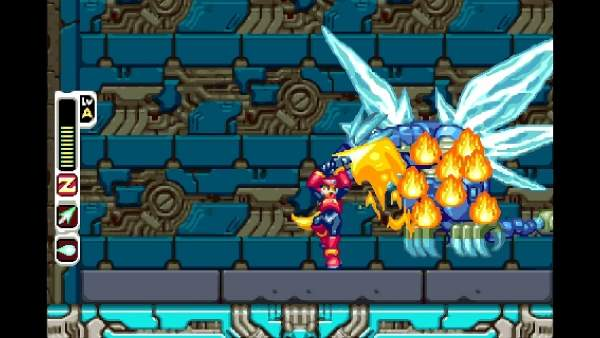 Mega Man Zero ZX Legacy Collection 2019 08 27 19 002 600 600x338 - Mega Man Zero/ZX Legacy Collection sắp ra mắt trên PS4, Xbox One, Switch, PC