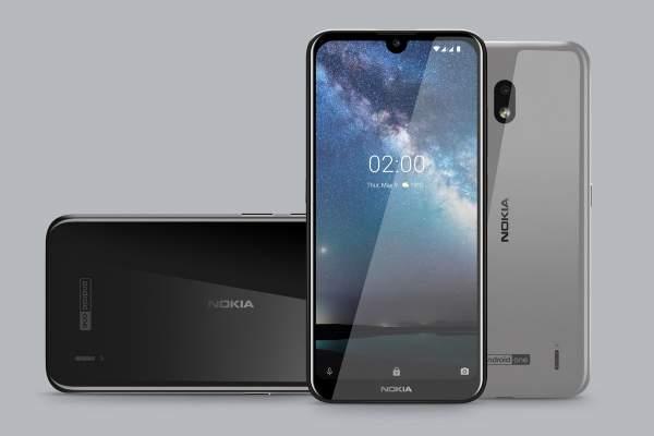 Smartphone màn hình giọt nước giá 2 triệu đồng: Chọn Nokia 2.2 hay Vsmart Star? 2