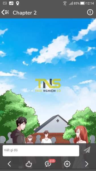 Screenshot 20190912 121411 338x600 - Đọc truyện tranh bản quyền miễn phí với MangaToon