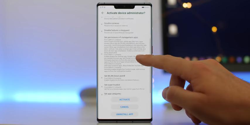 Cách cài ứng dụng Google vào Huawei Mate 30 Pro 3