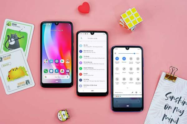 Smartphone màn hình giọt nước giá 2 triệu đồng: Chọn Nokia 2.2 hay Vsmart Star? 1