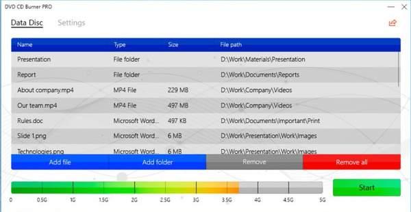 b1 600x310 - DVD CD Burner PRO: Ứng dụng ghi đĩa cực dễ cho Windows 10