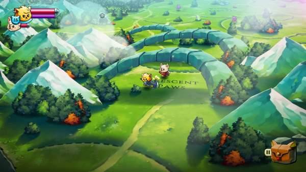 cat quest 2 screenshot 1 600x338 - Đánh giá game Cat Quest II