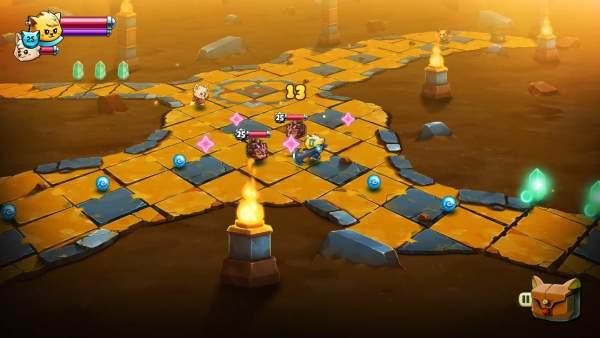 cat quest 2 screenshot 2 600x338 - Đánh giá game Cat Quest II