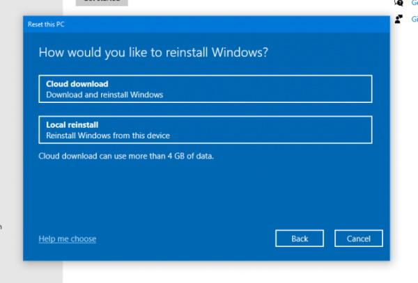 cloud download windows 10 - Microsoft Cloud Download là gì? Cách sử dụng thế nào?