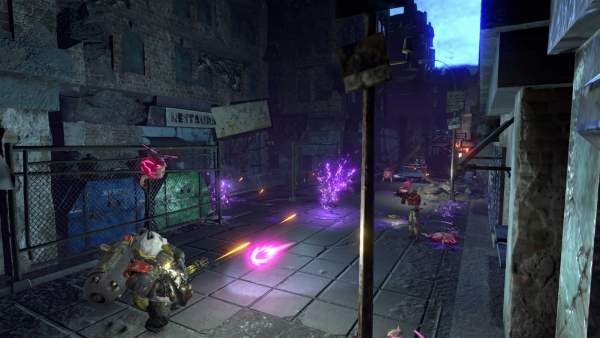 contra rogue corps xbox one screenshot 1 600x338 - Đánh giá game Contra: Rogue Corps