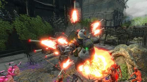 contra rogue corps xbox one screenshot 3 600x338 - Đánh giá game Contra: Rogue Corps