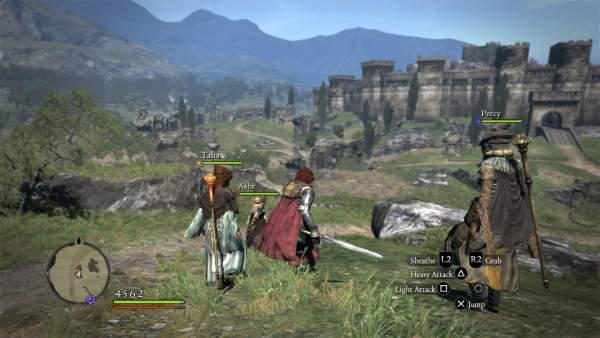 dragons dogma dark arisen ps4 screenshot 1 600x338 - Đánh giá game Dragon's Dogma: Dark Arisen