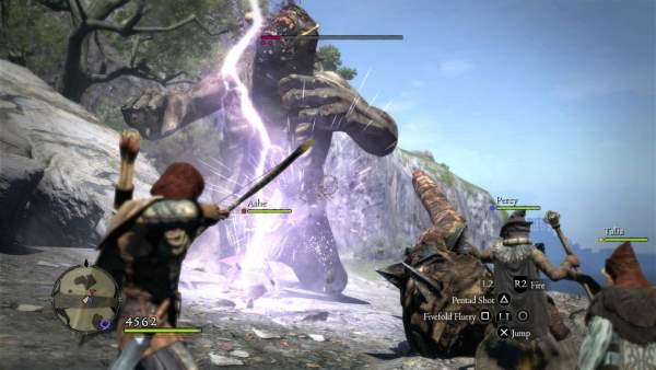 dragons dogma dark arisen ps4 screenshot 2 600x338 - Đánh giá game Dragon's Dogma: Dark Arisen