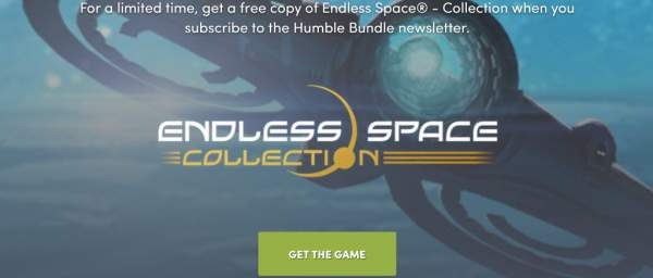 endless space collection free humble bundle 600x256 - Lại miễn phí game chiến thuật theo lượt Endless Space Collection rất hay