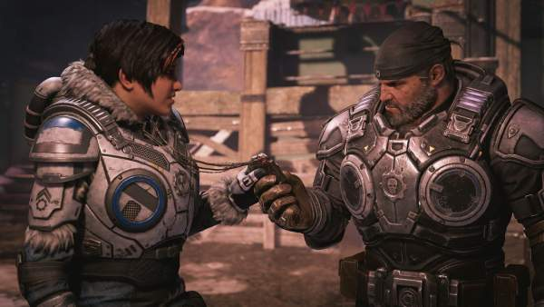 gears 5 xbox one screenshot 1 600x338 - Đánh giá game Gears 5 (Campaign)