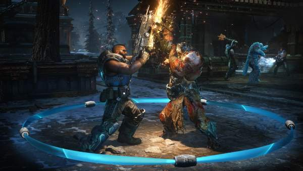 gears 5 xbox one screenshot 2 600x338 - Đánh giá game Gears 5 (Campaign)
