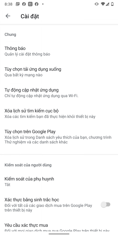 google play tuy chon 1 400x800 - Cách xoá đăng ký beta, wishlist, pre-register trên Google Play