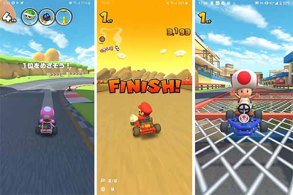 mario kart 02 - Mario Kart Tour chính thức được phát hành