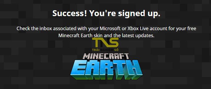 minecraft earth 2 - Mời bạn đăng ký chơi Minecraft Earth, tháng 10 chơi được
