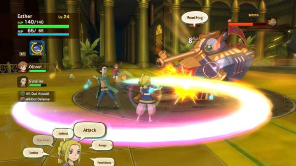 ni no kuni wrath of the white witch remastered ps4 screenshot 2 600x338 - Đánh giá game Ni no Kuni: Wrath of the White Witch Remastered
