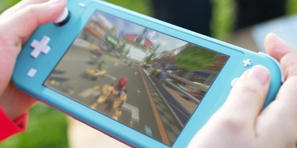 Đánh giá Nintendo Switch Lite