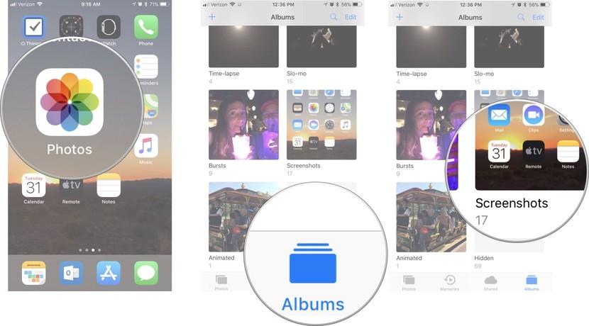 Cách chụp màn hình iPhone 11, iPhone 11 Pro và iPhone 11 Pro Max 1